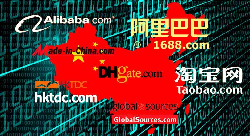 Специализированные интернет-платформы производителей Китая